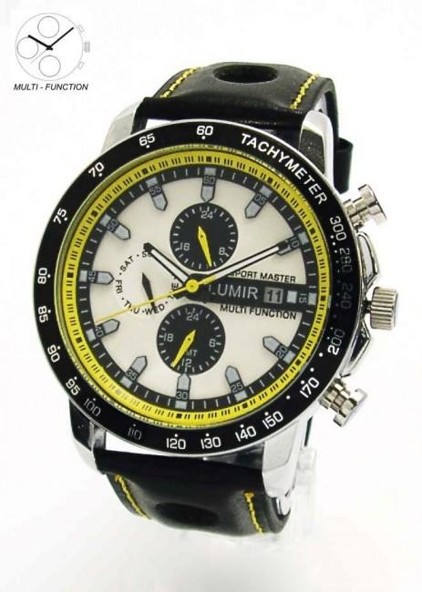Hodinky LUMIR 111274Ž pánske hodinky s multifunkčným dátumom 60df158cb5