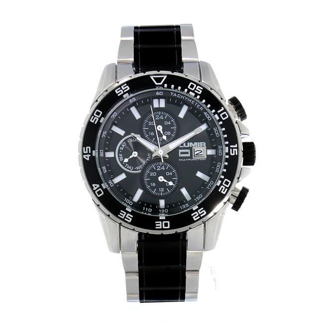 Hodinky LUMIR 111322C pánske hodinky s multifunkčným dátumom