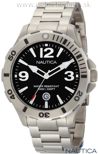 fc00141a6 NAUTICA A14544G pánske hodinky   dobrehodinky.sk