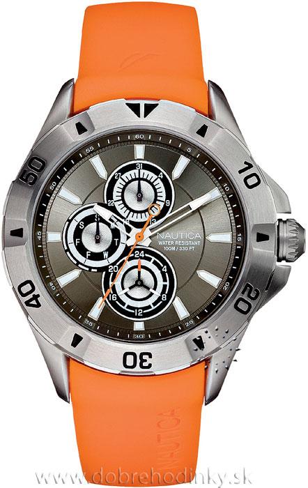 0b6610ca6 NAUTICA A14612G - pánske hodinky   dobrehodinky.sk