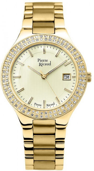 Pierre Ricaud P21054.1113QZ dámske hodinky