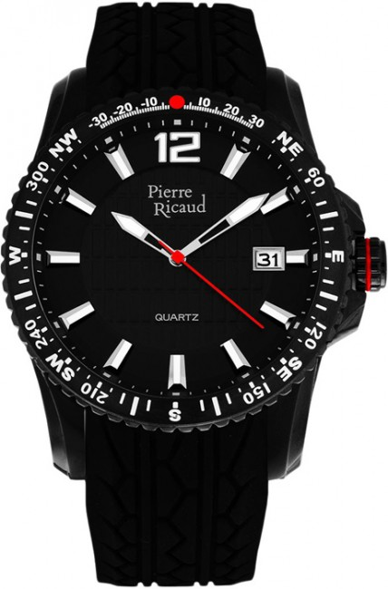Pierre Ricaud P97002.B254QR 50076 pánske hodinky