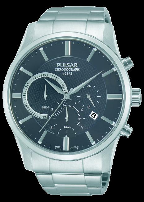 PULSAR PT3735X1 pánske hodinky CHRONOGRAF