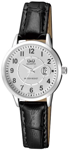 Q&Q A457J304Y dámske hodinky s dátumom