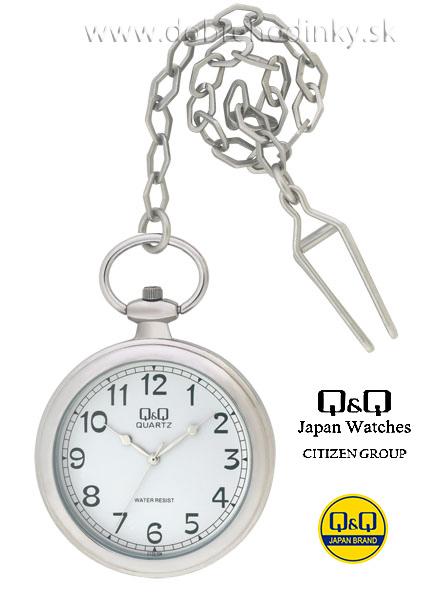 Q&Q C170-204Y 403235 vreckové hodinky