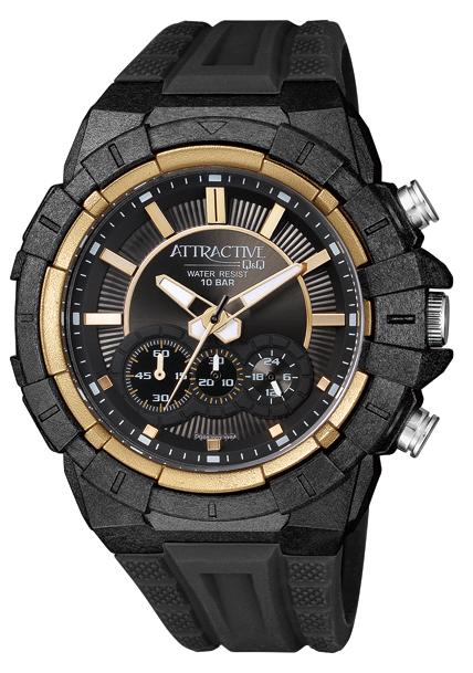 Q&Q DG08J002Y pánske hodinky chronograf