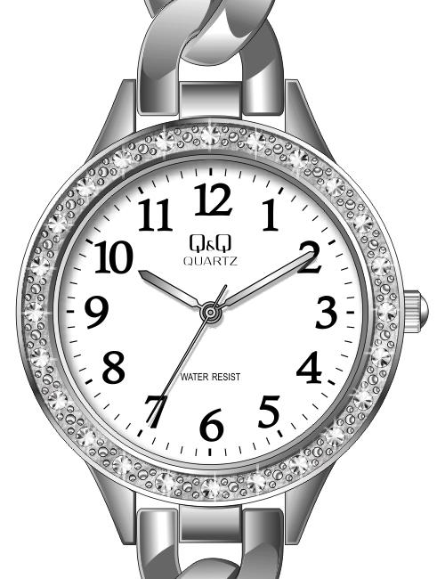 Q&Q F549J800Y Fashion dámske hodinky