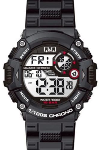 Q&Q M146J002Y 404139,4 Chronometer Alarm 10ATM