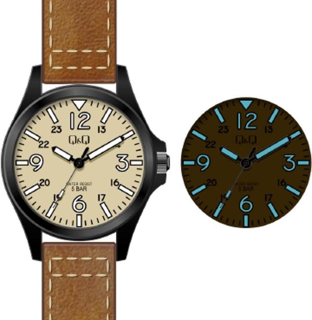 Q&Q QB12J515Y pánske hodinky
