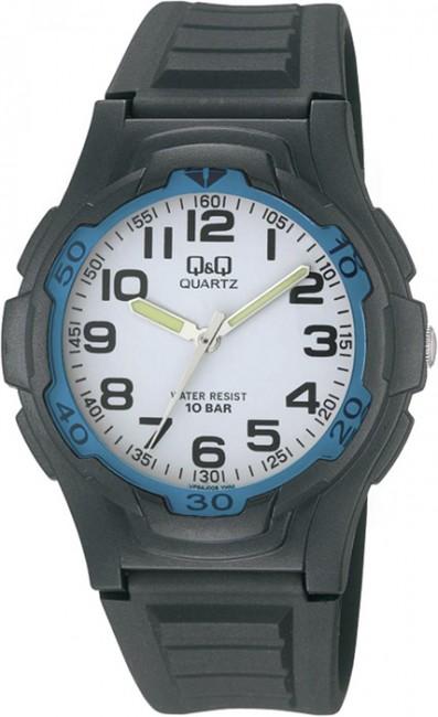 Q&Q VP84J008Y športové hodinky 10ATM priemer 41 mm
