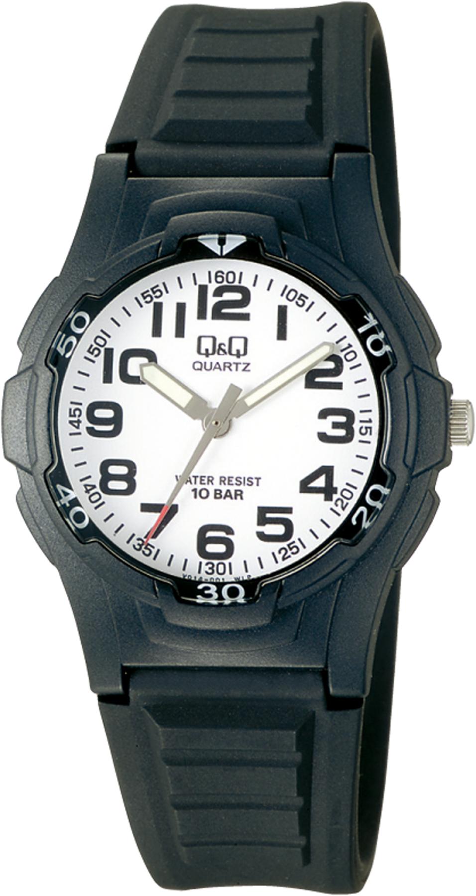 Q&Q VQ14J001Y športové hodinky 100M/10ATM