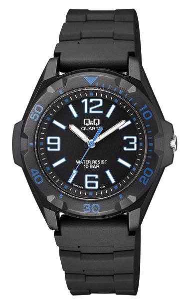 Q&Q VR70J006Y športové hodinky 10 Bar