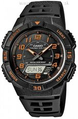 CASIO AQ S800W-1B2 Tough Solar 10ATM