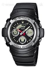 CASIO AW 590-1A G-Shock