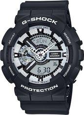 CASIO GA 110BW-1A G-Shock 20ATM