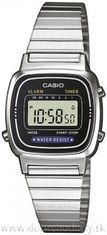 Casio LA 670WEA-1 Stopky Alarm