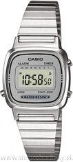 Casio LA 670WEA-7 Stopky Alarm