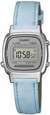 CASIO LA 670WEL-2A Stopky Alarm Kalendár