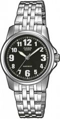 CASIO LTP 1260D-1B dámske hodinky
