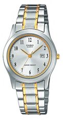 CASIO LTP 1264G-7B dámske hodinky