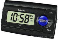 CASIO PQ 31-1 budík LCD