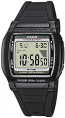Casio W 201-1 Collection Dual Time