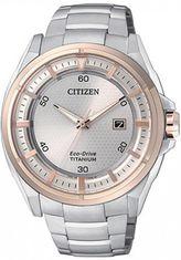 Citizen AW1404-51A SUPER TITANIUM