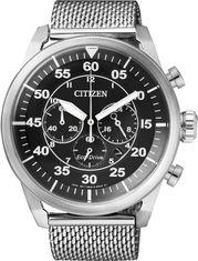 Citizen CA4210-59E ECO-DRIVE MESH CHRONO