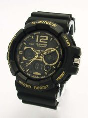 D-ZINER 1122013C pánske športové hodinky 10 Bar
