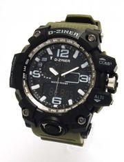 D-ZINER 1122023B pánske športové hodinky 10 Bar