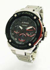 D-ZINER 112204K pánske športové hodinky 10 Bar