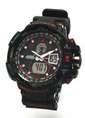 D-ZINER 11220812A pánske športové hodinky 10 Bar