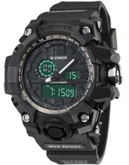 D-ZINER 1122081A pánske športové hodinky 10 Bar