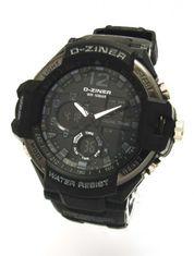 D-ZINER 1122081C pánske športové hodinky 10 Bar