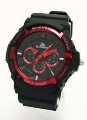 D-ZINER 1122081T pánske športové hodinky 10 Bar