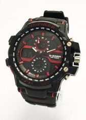 D-ZINER 1122082C pánske športové hodinky 10 Bar