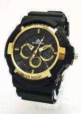 D-ZINER 1122082E pánske športové hodinky 10 Bar