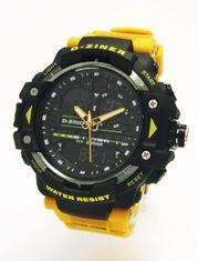 D-ZINER 1122082R pánske športové hodinky 10 Bar