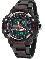D-ZINER 112208C pánske športové hodinky 10 Bar