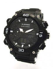 D-ZINER 1122091A pánske športové hodinky 10 Bar
