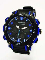 D-ZINER 1122091C pánske športové hodinky 10 Bar