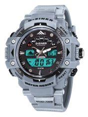 D-ZINER 112209D pánske športové hodinky 10 Bar