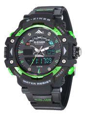 D-ZINER 112209F pánske športové hodinky 10 Bar