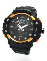D-ZINER 112209I pánske športové hodinky 10 Bar