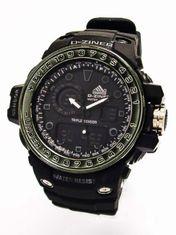 D-ZINER 112209L pánske športové hodinky 10 Bar