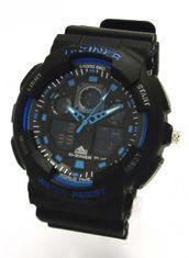 D-ZINER 112209S pánske športové hodinky 10 Bar