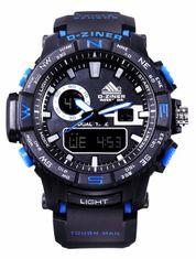 D-ZINER 112218K Stopky Alarm Duálny čas 10ATM