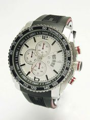 Pánske hodinky GARET 119655ČER
