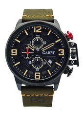 GARET 119757K pánske hodinky s chronografom
