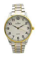 GARET 1197735A pánske hodinky s oceľovým remienkom
